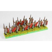 Northern & Southern Dynasties Chinese: Medium Infantry with Spear