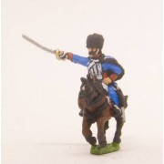 French: Cavalry: Hussar in Colpack