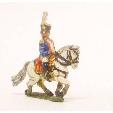 French: Command: Mounted Infantry Officers