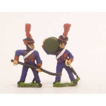 French: Line Horse Artillerymen