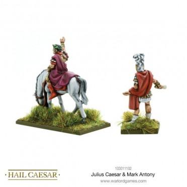 Haiml Caesar - Julius Caesar & Mark Antony