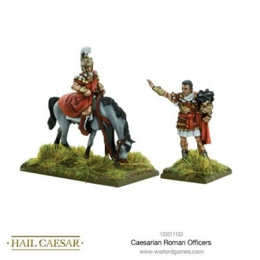 Hail Caesar - Caesarian Roman Officers