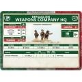 Bersaglieri Weapons Platoon 8