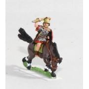 Camillan Roman: Heavy cavalry with javelin & shield