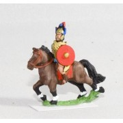 Camillan Roman: Italian Medium / heavy cavalry with javelin & shield