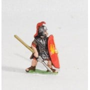 Marian Roman: Legionary with pilum & shield