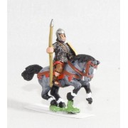 Early Imperial Roman: Auxiliary Heavy Cavalry with javelin & shield