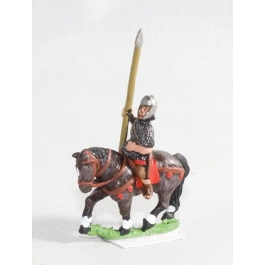 Early Imperial Roman: Auxiliary Heavy Cavalry with lance