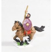 Middle Imperial Roman: Light cavalry with javelin & shield