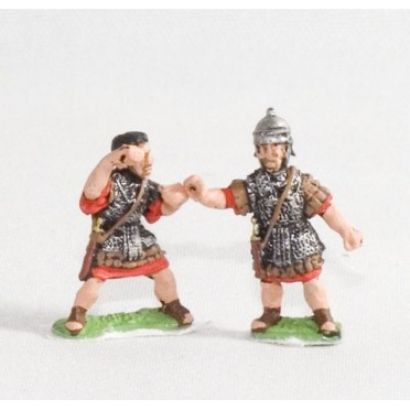 Early, Mid or Late Imperial Roman: Artillerymen
