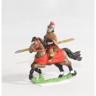 Late Imperial Roman: Heavy cavalry with lance