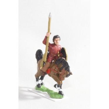 Palmyran: Light Cavalry with javelin, bow & shield