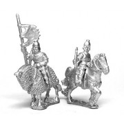 Sassanid Persian: Command: Mounted Officer & Standard Bearers