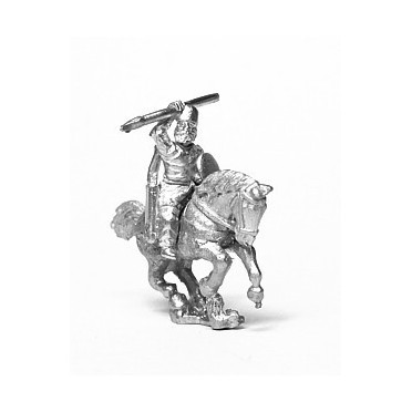 Sassanid Persian: Light Cavalry with bow, javelin & shield