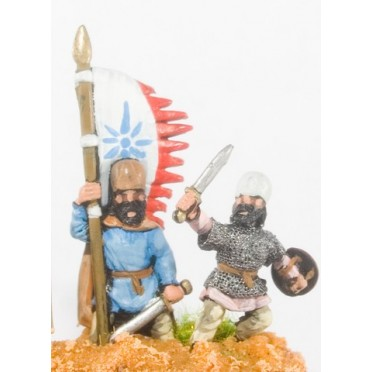 Sassanid Persian: Command: Foot Officers & Standard Bearers