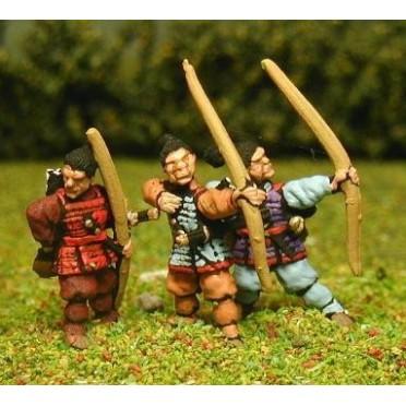 Samurai: Lower Class Samurai Bowmen