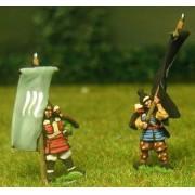 Samurai: Lower Class Foot Standard Bearer