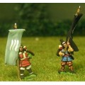 Samurai: Lower Class Foot Standard Bearer 0
