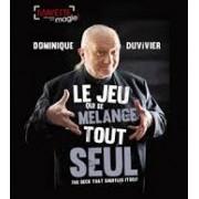 Dominique Duvivier : Le Jeu qui se Mélange Tout Seul