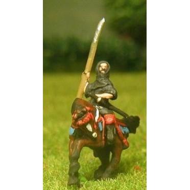 Samurai: Mounted Monks with Naginata