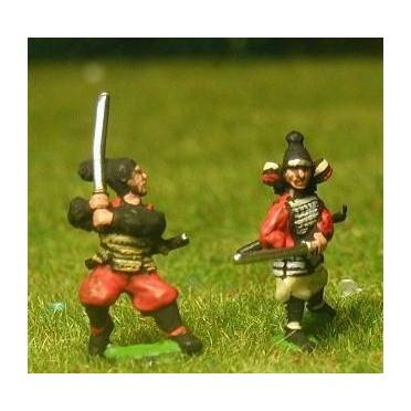 Samurai: Swordsmen (Ronin)