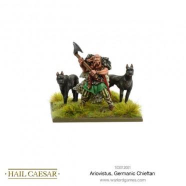 Hail Caesar - Ariovistus, Germanic Chieftan
