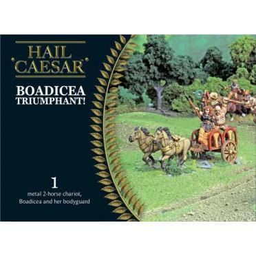 Hail Caesar - Ancient Britons: Boadicea Triumphant!