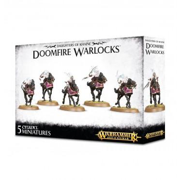 Age of Sigmar : Order - Daughters of Khaine Doomfire Warlock