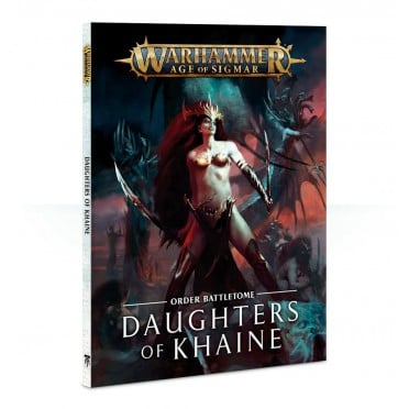Age of Sigmar : Battletome - Daughters of Khaine VF