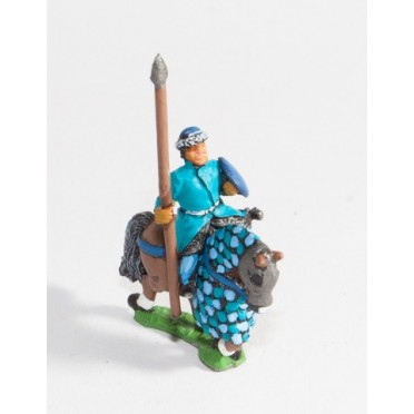 T'ang Chinese: Extra Heavy Cavalry with lance & shield