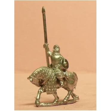 T'ang Chinese: Extra Heavy Cavalry with lance, bow & shield