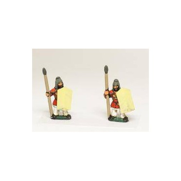 Tang & Sui Chinese: Sui Spearmen (variants)