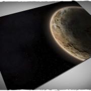Terrain Mat Mousepad - Dunes Planet - 120x180