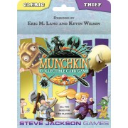 Munchkin - Cleric and Thief Starter Set