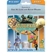 Munchkin - Wizard and Bard Starter Set