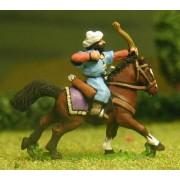 Ottoman Turk: Akinjis Horse Archer, firing forward pas cher