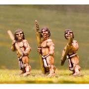 Spearman in Breechclout (shieldless) pas cher