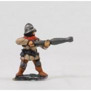 Hussite, German or Bohemian 1380-1450: Handgunners pas cher