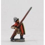 Hussite, German or Bohemian 1380-1450: Spearmen pas cher