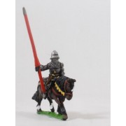 Polish 1350-1480: Mounted Knight 1400-1480 in Plate Armour, shieldless pas cher