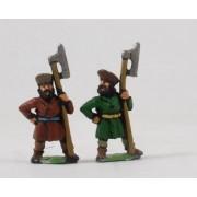 Polish 1350-1480: Foot Axemen pas cher