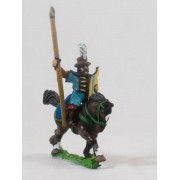 Polish 1350-1480: Serbian Hussar in Long Coat with Lance & Shield pas cher
