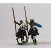 Lithuanian: Light / Medium Cavalry with Lance, Bow & Shield pas cher