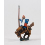 Hungarian 1300-1450: Light Cavalry with Lance, Bow & Shield pas cher