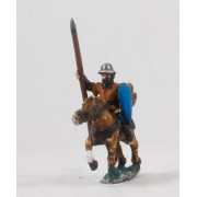 Byzantine 1300-1480: Heavy Cavalry with Lance & Almond Shield pas cher