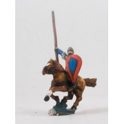 Byzantine 1300-1480: Heavy Cavalry with Lance & Curved Kite Shield pas cher