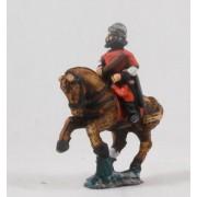 Byzantine 1300-1480: Laz or Tzan horse archer pas cher