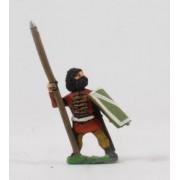 Serbian Empire: Assorted Spearmen pas cher