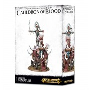 Age of Sigmar : Order - Daughters of Khaine Cauldron of Blood pas cher