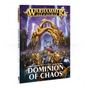Age of Sigmar : Battletome - Dominion of Chaos VF (Rigide)